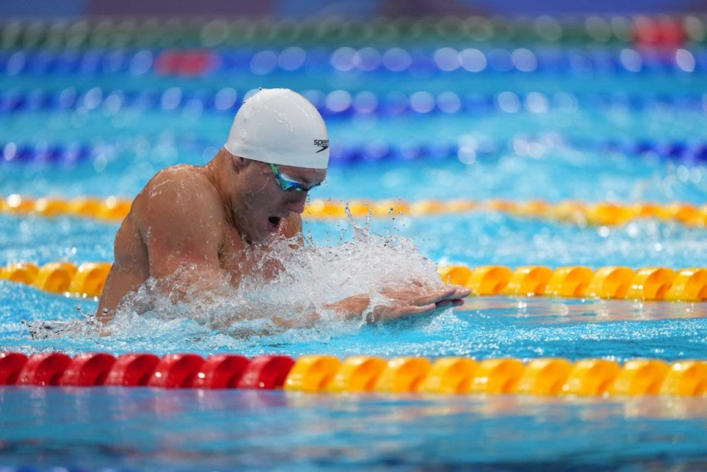 Илья Шиманович – восьмое место в финале Олимпиады в Токио