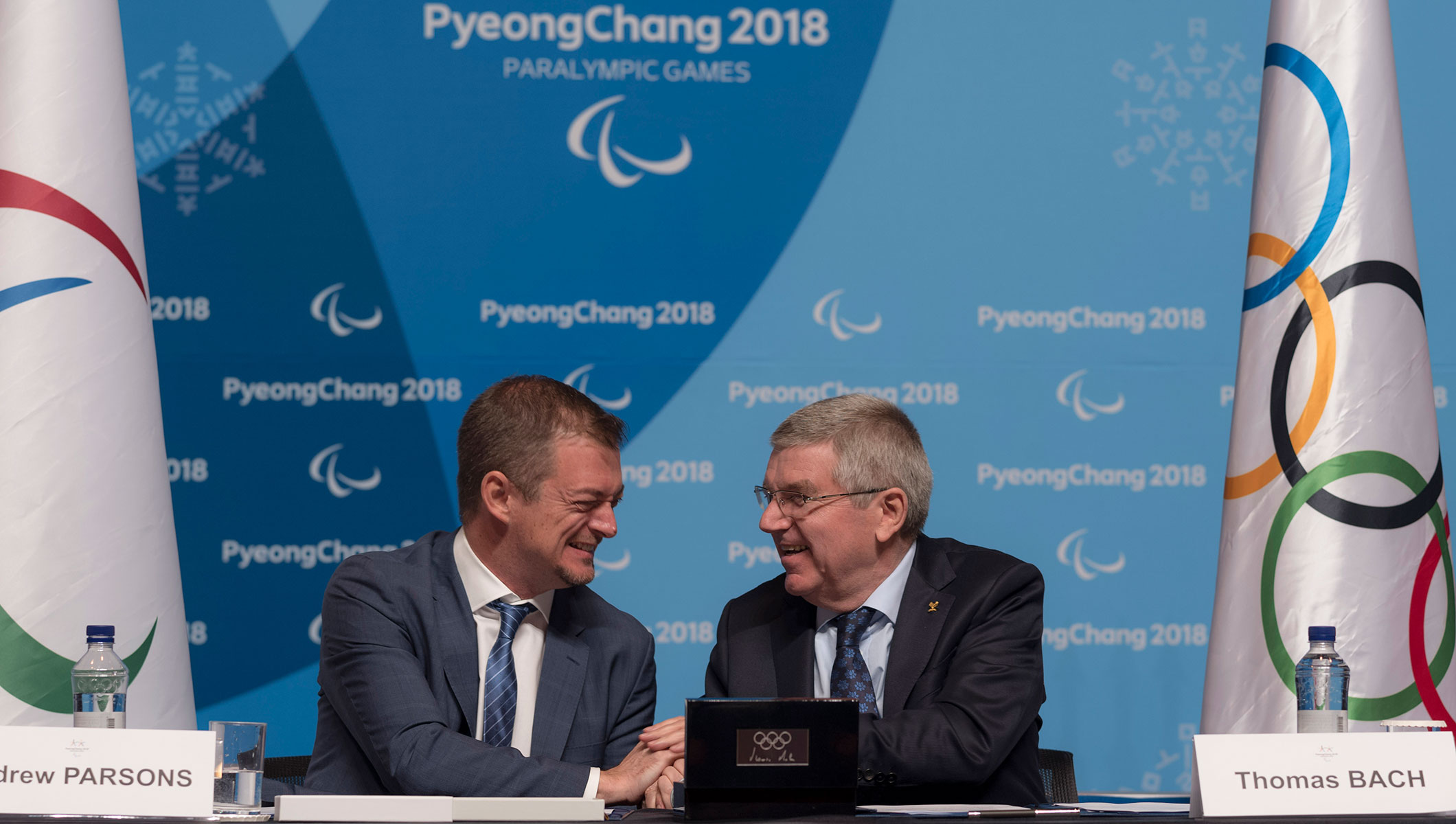 IOC and IPC to partner until 2032