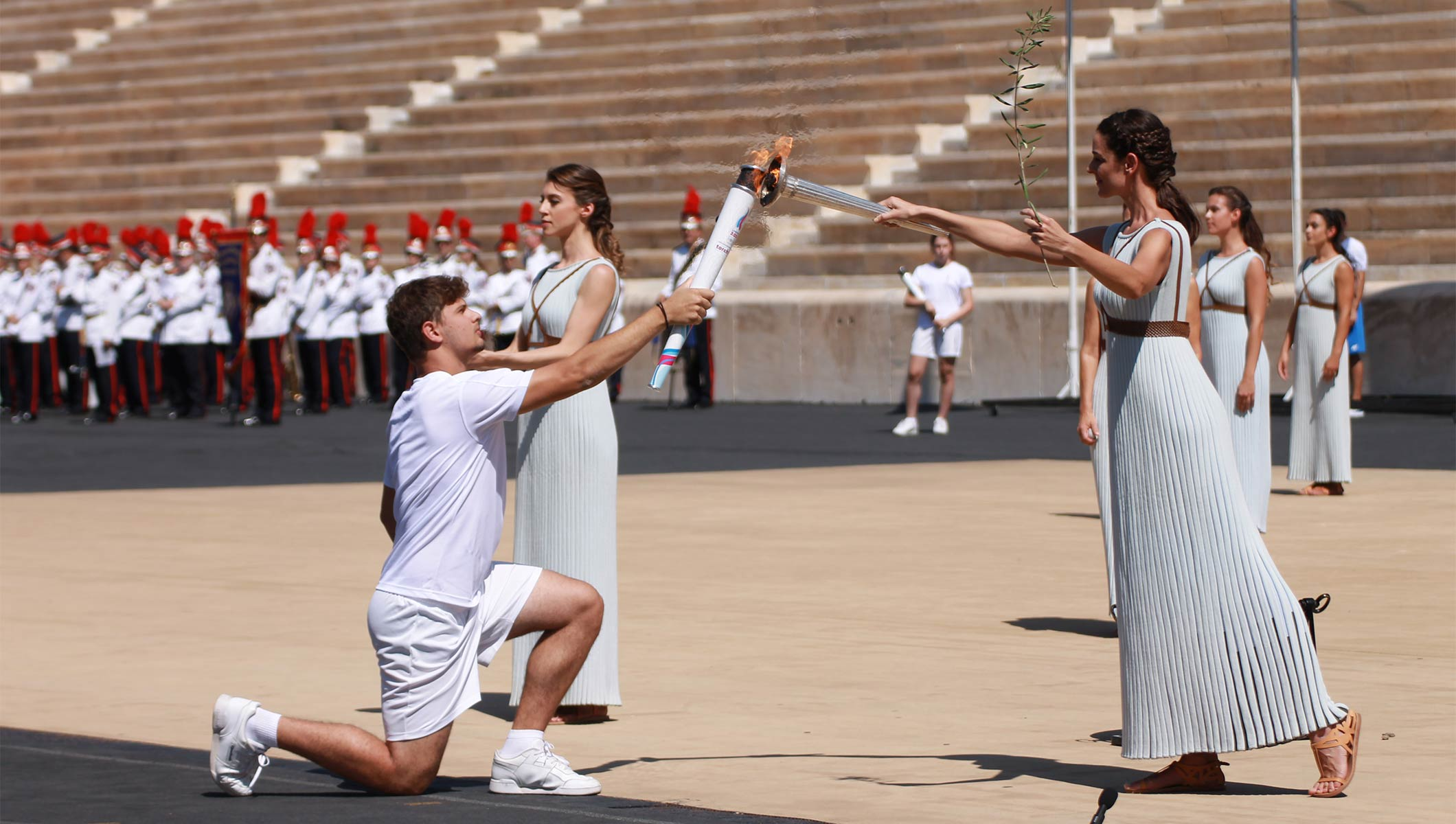 Lausanne 2020 Youth Olympic flame lit in Athens