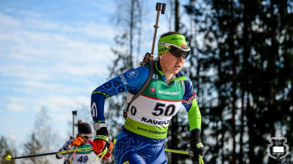 Динара Алимбекова заняла второе место в масс-старте на этапе КМ в Швеции
