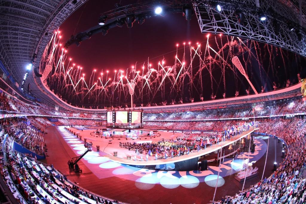 Стадион Динамо Церемония открытия II Европейских игр.jpg