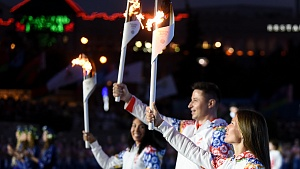 Flame of Peace greeted in Minsk