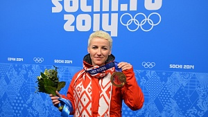 Olympic champion Alla Tsuper will open a development center in Minsk for children from 2 to 12 years old.