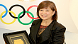 Nellie Kim supported the open address of Belarus' sports community