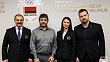 NOC Belarus hosts FIS official Andrea Rinaldi for talks