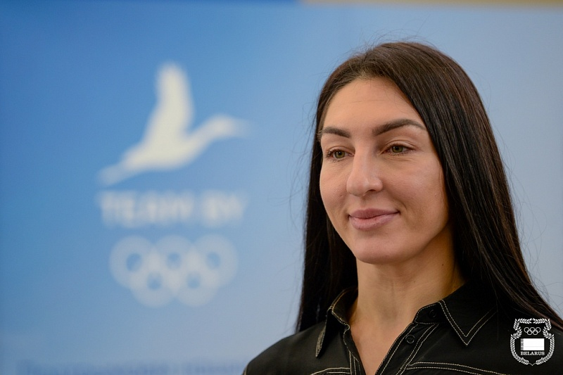 More outstanding sportspersons sign address of Belarusian athletes