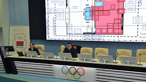 Главный консультант дирекции II Европейских игр Ласло Вайда прибыл в Минск с рабочим визитом