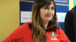 I European Games medalist Viktoria Chaika conducted workshop in shooting