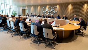 IOC to propose long-term storage of samples to supplement the pre-games anti-doping testing programme for Tokyo 2020
