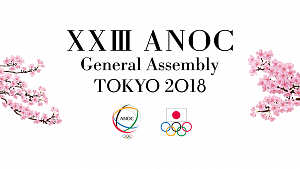 XXIII ANOC General Assembly and ANOC Awards 2018 set for Tokyo