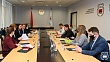 The meeting of the Communications Commission of the NOC Belarus