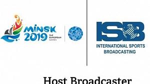 Испанская компания International Sports Broadcasting станет домашним вещателем II Европейских игр 2019 года